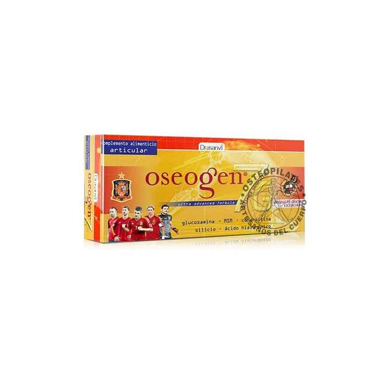 Oseogen Ampollas